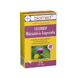 Biomed Sylimed Máriatövis kapszula (30 db)