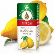 Medinatural 100%-os Citrom illóolaj (10 ml)